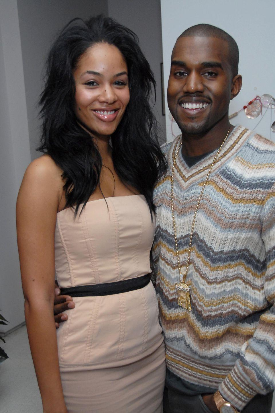 """<p>Before marrying Kim Kardashian, Kanye West dated the fashion designer on-and-off since 2002 before <a href=""""http://people.com/celebrity/kanye-wests-fiance-sad-over-breakup/"""" rel=""""nofollow noopener"""" target=""""_blank"""" data-ylk=""""slk:getting engaged over a lobster and pasta dinner"""" class=""""link rapid-noclick-resp"""">getting engaged over a lobster and pasta dinner</a> in Capri in August 2006. They announced their separation two years later. """"It's always sad when things like this end, and we remain friends,"""" Phifer told <a href=""""http://people.com/celebrity/kanye-wests-fiance-sad-over-breakup/"""" rel=""""nofollow noopener"""" target=""""_blank"""" data-ylk=""""slk:People"""" class=""""link rapid-noclick-resp""""><em>People</em></a>. """"I wish him the best in his future and all of his endeavors. He's one of the most talented people I've ever met.""""</p>"""