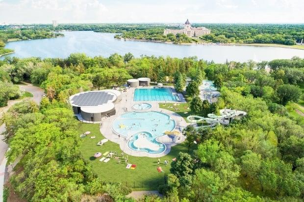 Wascana Pool will be located in Wascana Park and is scheduled to be open for its first full season in 2023.