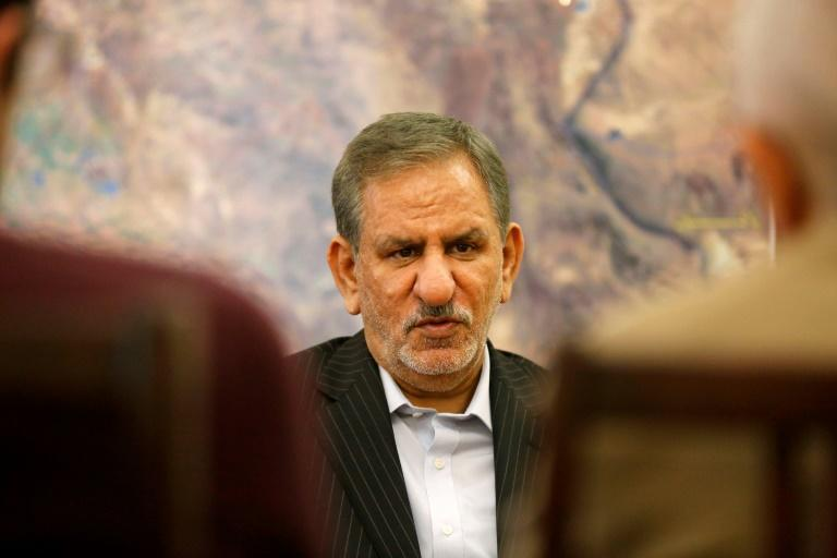 Iran's First Vice-President Eshaq Jahangiri is a high profile official who appeared in a Clubhouse chat