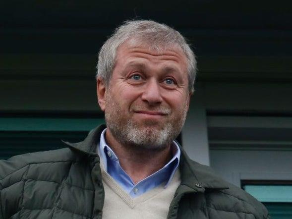 Chelsea owner Roman Abramovich (AFP via Getty Images)