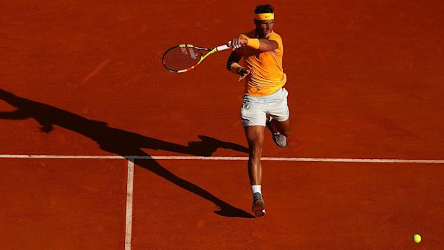 The quarter-finals of the Monte Carlo Masters will feature Rafael Nadal for the 14th consecutive year.
