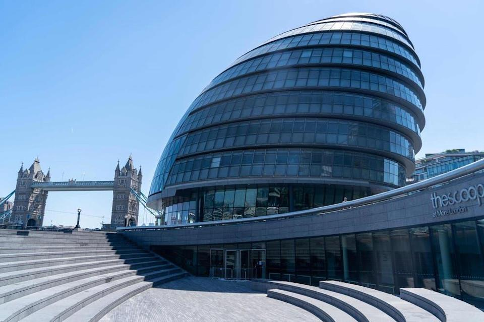 City Hall London (AFP via Getty Images)