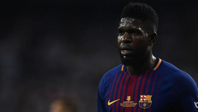 <p>Samuel Umtiti has earned a reputation as one of the most promising centre-backs in world football. Barcelona signed Umtiti following his Euro 2016 campaign with France where he made his international debut in the quarter-finals of the competition. </p> <br><p>Since joining Barcelona, Umtiti has forged a fantastic understanding with follow centre-back Gerard Pique and as a result has manged to wrestle a starting berth off Javier Mascherano. At the age of just 23 the former Lyon man could very well develop into one of the best defenders in world football. </p>