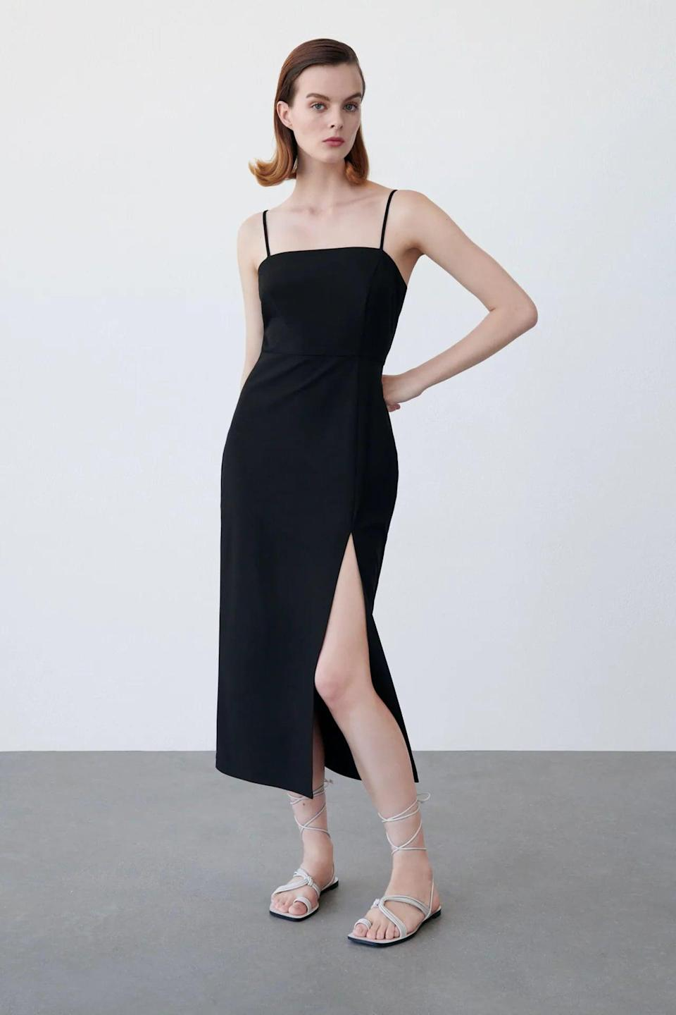 <p>Throw on this <span>Tube Dress</span> ($46) whenever you're unsure what the dress code is. It's a guaranteed crowd pleaser.</p>
