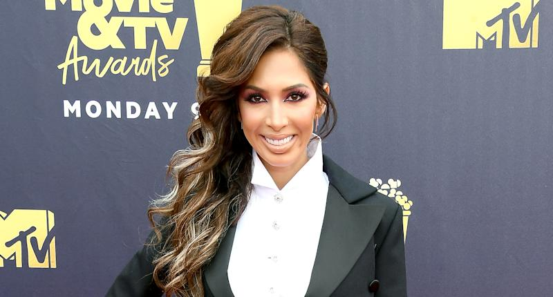 Farrah Abraham Talks About Taking Bumps During Wrestling Training