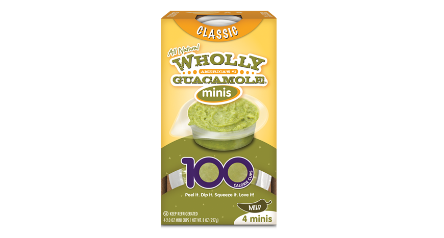 """<p>""""The individual packaging [of these snacks] keeps the guac fresh and makes it easy to take on the go,"""" Sarah-Jane Bedwell, R.D., L.D.N., R.D., media personality, and host of [Cooking with Sarah-Jane](http://sarahjanebedwell.com/blog) tells SELF. Buy up a bunch at Costco and enjoy your <a rel=""""nofollow"""" href=""""http://www.self.com/story/health-benefits-of-avocado?mbid=synd_yahoofood"""">great source of healthy fat</a> with a side of veggies or whole grain chips for a well-rounded snack.</p>"""