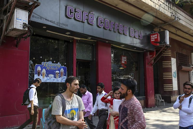 Body of India Coffee Tycoon Found as Letter Hints at Debt Woes