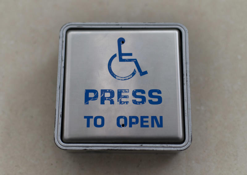 Almost half of all business leaders blame lack of wheelchair accessibility. Photo: Yui Mok/PA Wire/PA Images