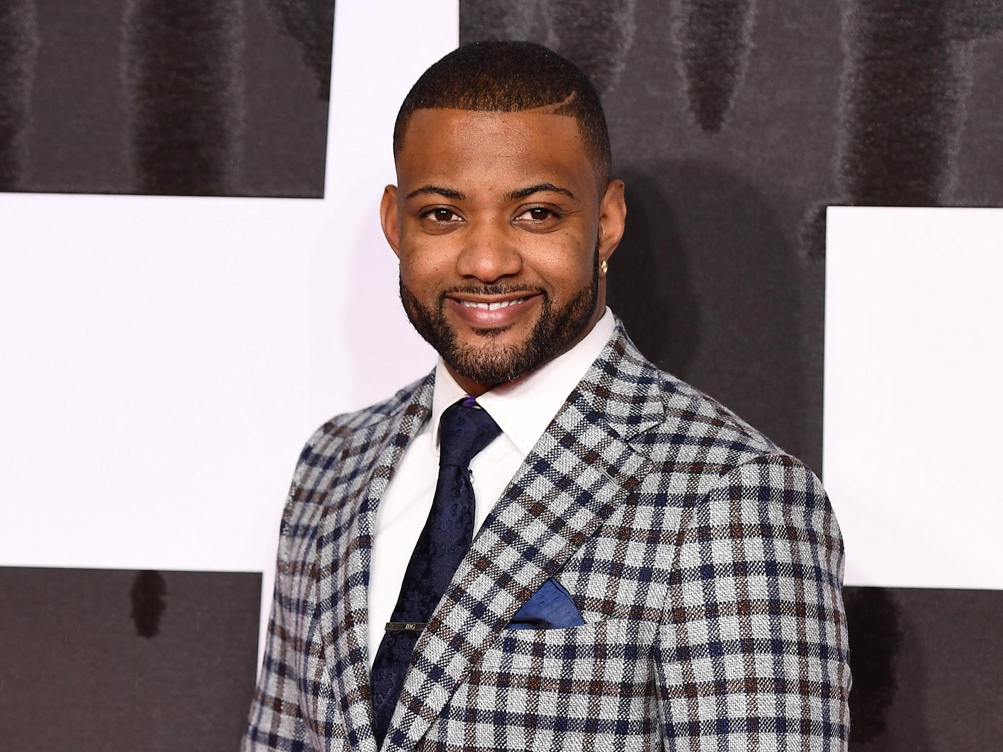 JB Gill: JLS singer hospitalised after being sprayed in face during 3am home raid
