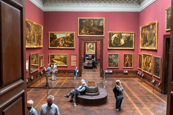 Germany museums reopen