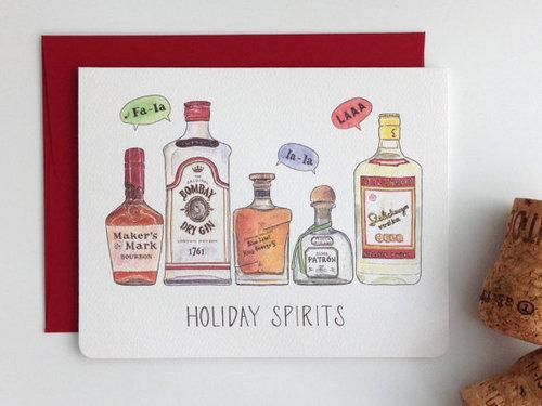 15 seriously funny christmas cards this witty card would also be a great holiday party invite m4hsunfo