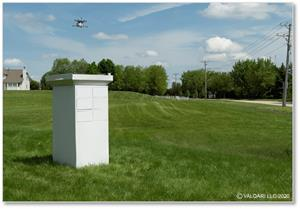 AgEagle Aerial Systems Partners with Valqari to Manufacture Drone Delivery Stations