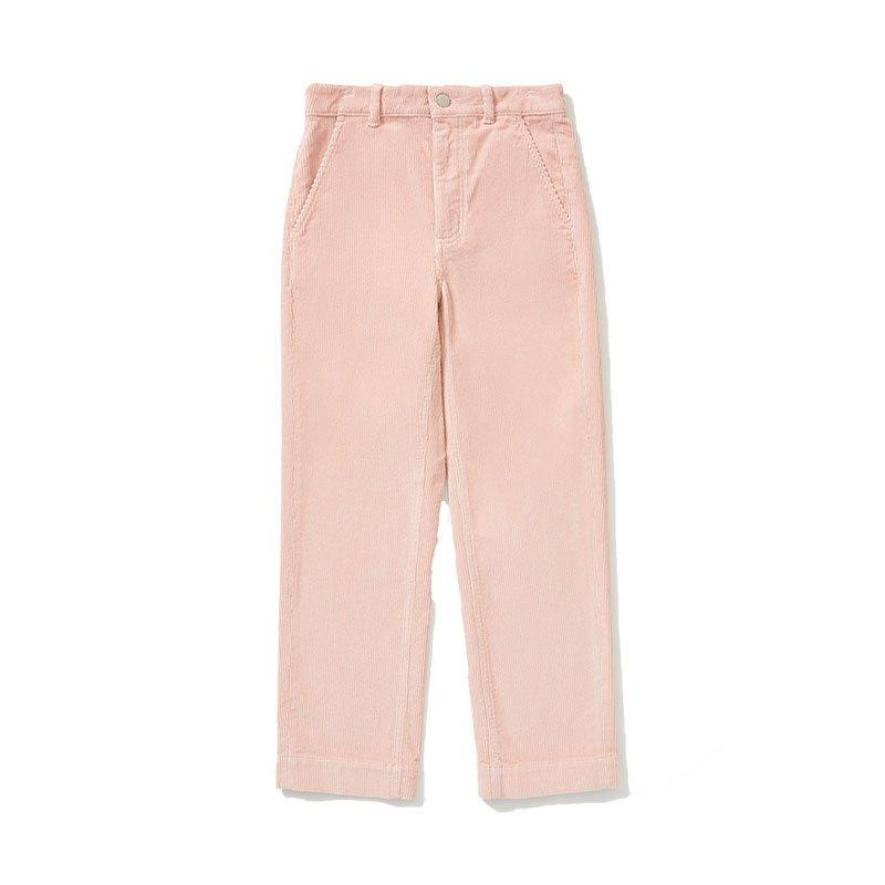 "<p>Add vintage-inspired flair to your work wardrobe with these cropped corduroy pants. Not only is the texture incredibly soft, but the pastel, relaxed-fit trousers also come in bone, brown, and navy.</p> <p><strong>To buy:</strong> $78; <a href=""https://www.pntra.com/t/8-9711-131940-104709?sid=RS%2C9Cozy-Chic%25C2%25A0CorduroyEssentialsYou%2527llLiveinThisSeason%2Crsylvester805%2CWAR%2CIMA%2C684047%2C201911%2CI&url=https%3A%2F%2Fwww.everlane.com%2Fproducts%2Fwomens-courduroy-straight-leg-crop-dusty-lilac"" target=""_blank"">everlane.com</a>.</p>"