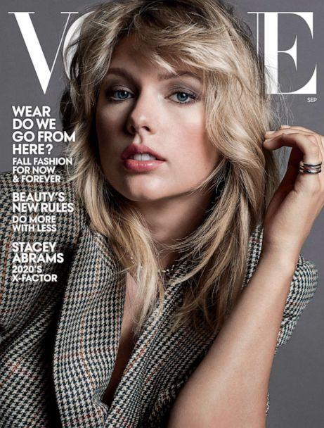 PHOTO: Taylor Swift on the cover of Vogue (Inez and Vindooh/Vogue)