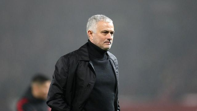 Jose Mourinho was sacked by Manchester United in December 2018.