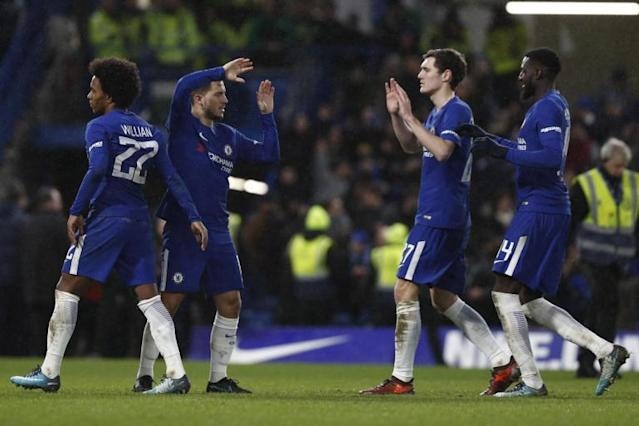 Eden Hazard accepts 'bad' display as Chelsea toil in FA Cup win over Norwich