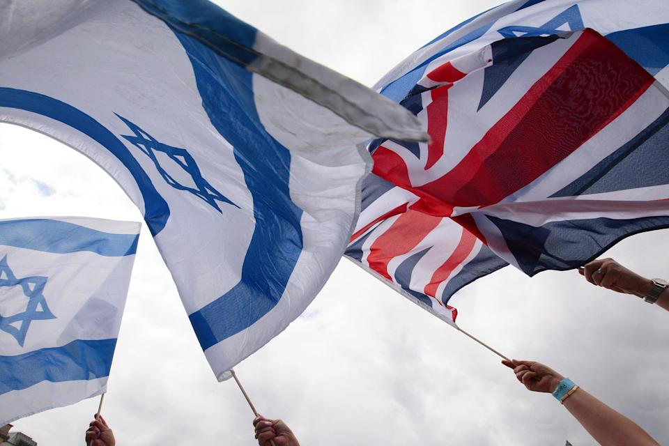 <p>Israel is to welcome vaccinated UK tourists from next month as infection rates plummet in the country.</p> (PA)