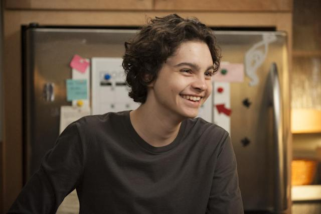 Max Burkholder as Max Braverman on <em>Parenthood.</em> (Photo: AP/Colleen Hayes/NBC)