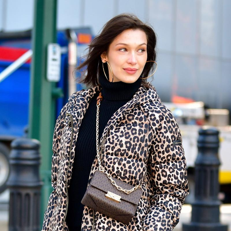 Bella Hadid Goes Back to Dirty Blonde With a Transformative Dye Job