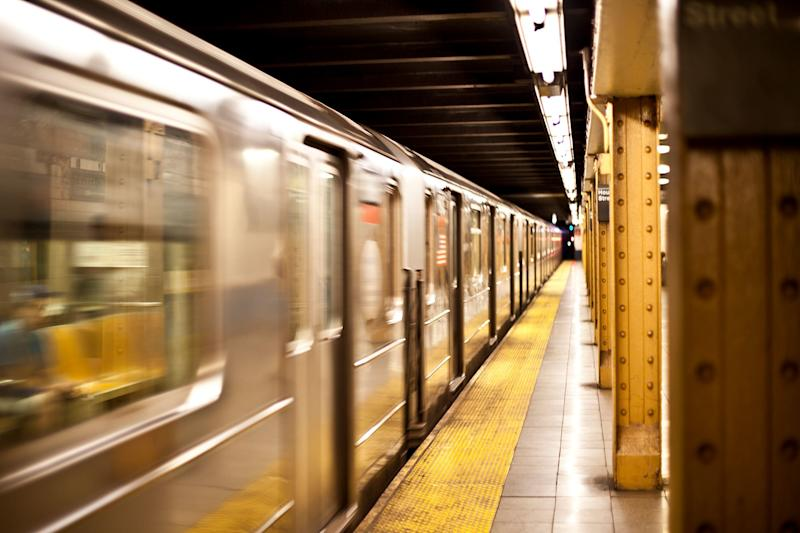 Man Seen Kicking Woman in Viral Subway Attack Arrested