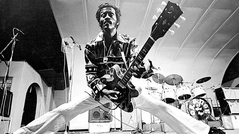Chuck Berry's Family Move Forward With Planned 'Chuck' LP