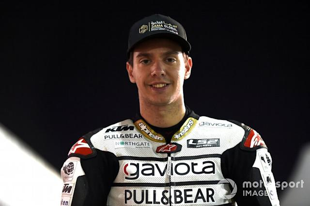 """#18 Xavier Cardelus, Avintia <span class=""""copyright"""">Gold and Goose / Motorsport Images</span>"""