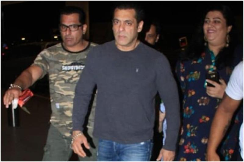 Salman Khan 'Misbehaves' with Fan, National Students' Union of India Wants Him Banned from Goa