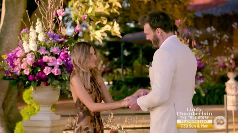 Irena Srbinovska wins 'The Bachelor Australia' (Photo: Channel 10)