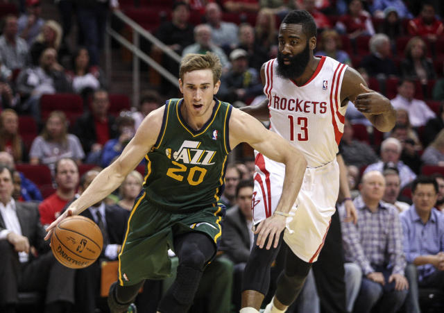 Sources: Jazz match Hornets' offer sheet for restricted free agent Gordon Hayward