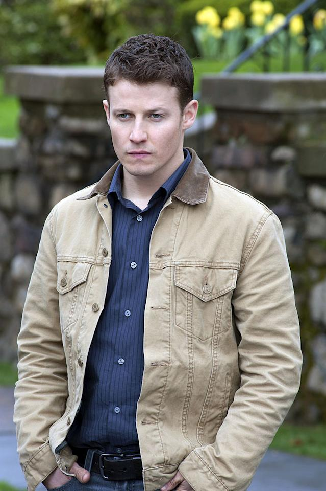 "Will Estes as Jamie in ""Blue Bloods."""