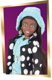 Iconic Kenya(R) Dolls Arrive at Family Dollar Stores Just in Time for the Holidays