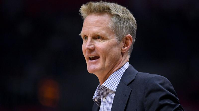 Steve Kerr quotes Jurgen Klopp: Warriors were f****** giants