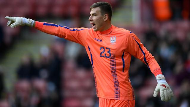 Andriy Lunin will spend the rest of the season in La Segunda with Real Oviedo, Real Madrid have confirmed.