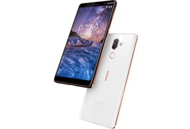 The recent press renders of Nokia 7.1 Plus were leaked online, showing a display notch, Carl Zeiss optics and Android One badging, which has already been seen on earlier Nokia X-series smartphones.<br />