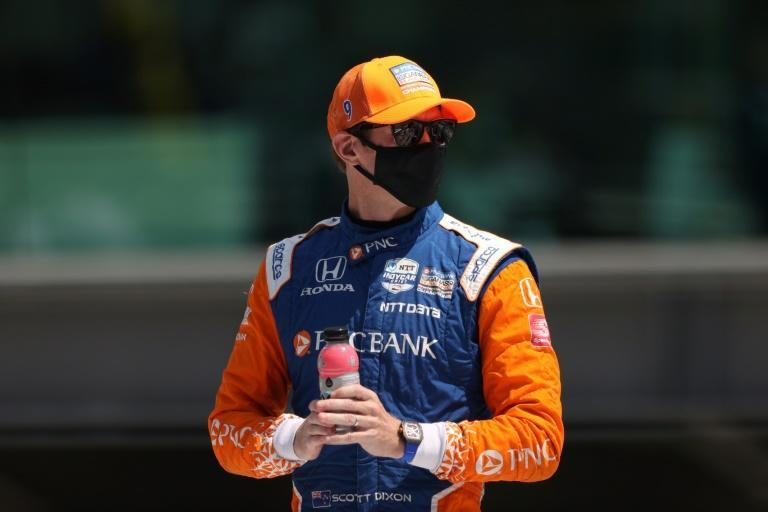 New Zealand's Scott Dixon, the IndyCar season points leader, will be watched by a live crowd in next month's Harvest Grand Prix road course races at Indianapolis Motor Speedway as area health officials allowed 10,000 spectators at each race