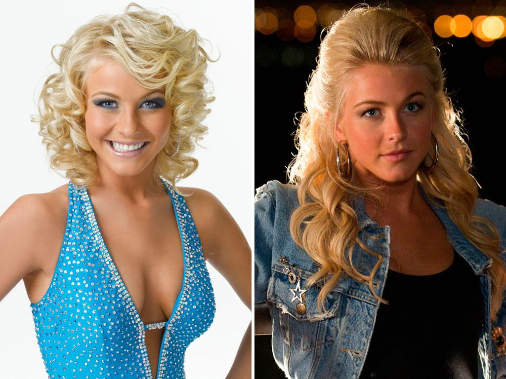 """<b>Julianne Hough</b> packed up her dancing shoes and left """"Dancing With the Stars"""" as a regular pro dancer to concentrate on her acting career, getting movie roles in this year's """"Rock of Ages"""" and the """"Footloose"""" reboot."""