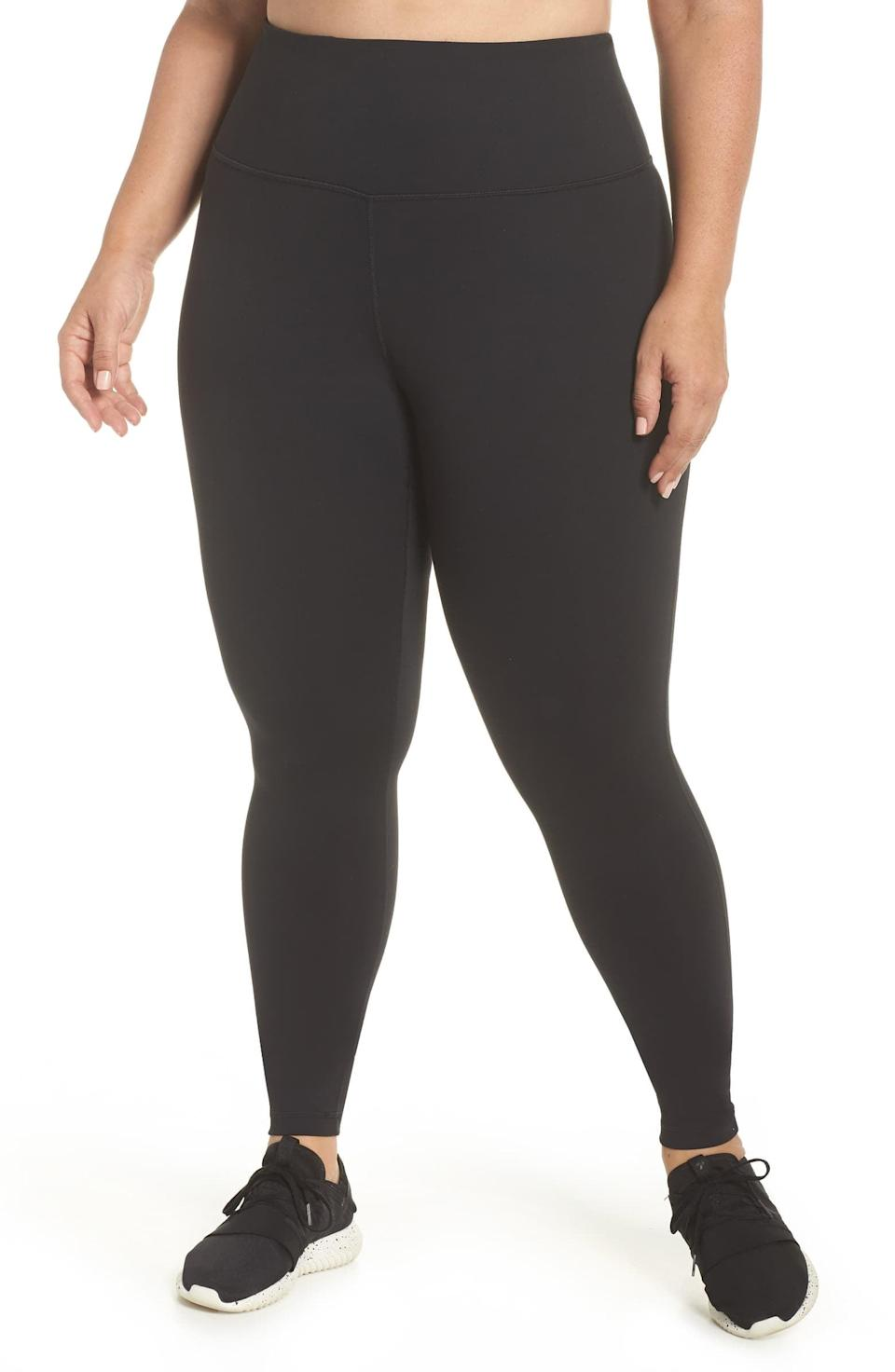 <p>These <span>Zella Live In High Waist Leggings</span> ($59) are bestsellers for a reason. They're comfortable and flexible, and they go with everything.</p>