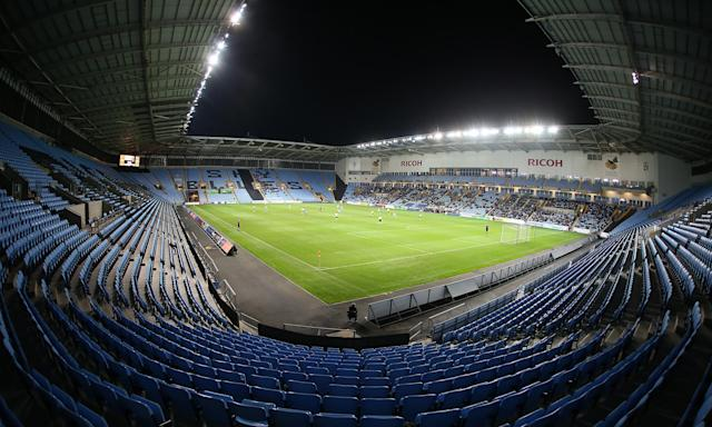 Coventry and Oxford's day out masks chaos of Checkatrade Trophy revamp | Barry Glendenning