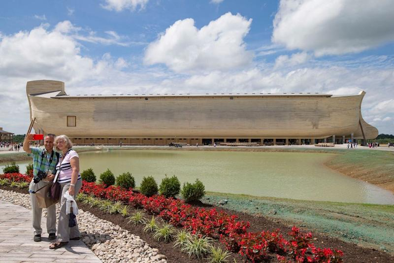 Ark Encounter | John Minchillo/AP/REX/Shutterstock