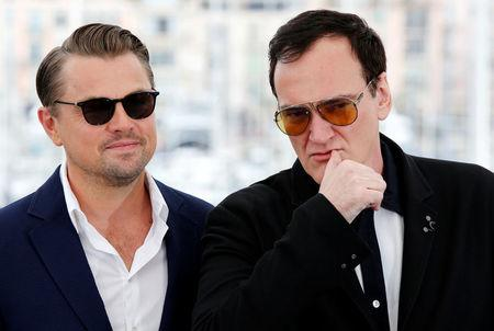 "72nd Cannes Film Festival - Photocall for the film ""Once Upon a Time in Hollywood"" in competition"