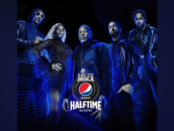 Lineup of performers for Super Bowl 2022 Halftime show (Image Source: Instagram)