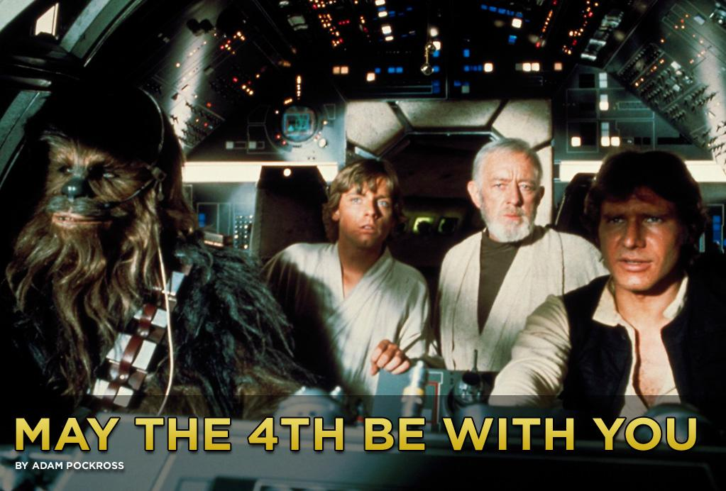 """May the 4th may just be another day to you, but to legions of """"<a href=""""http://movies.yahoo.com/movie/star-wars/"""">Star Wars</a>"""" (1977) fanatics around the globe, it has lovingly become May the Fourth Be With You day. In case you've been living under a rock, the title is in reference to the movie's popular line, """"May the force be with you."""" It may very well be the most quoted line in the history of film. Regardless, """"Star Wars,"""" as a motion picture and a pop culture phenomenon, probably deserves its own day. In celebration of such, we present this gallery of 10 fun facts about the film. So enjoy, and May the Fourth Be With You.<br>"""