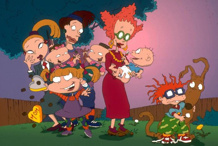 New 'Rugrats' series and movie in the pipeline