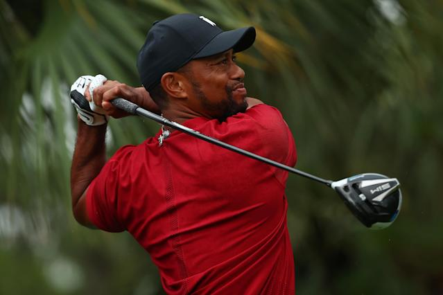 Tiger Woods spoke out on Monday, one week after George Floyd's death. (Mike Ehrmann/Getty Images for The Match)