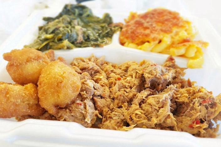 4 top spots for barbecue in Durham