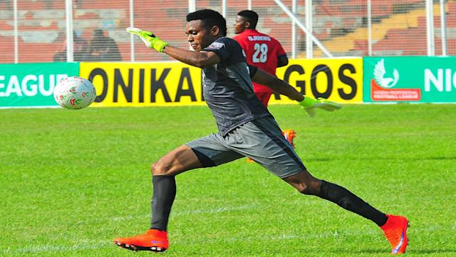 The Promise Keepers coach has revealed they are on the brink of signing the former Owena Whales shot-stopper