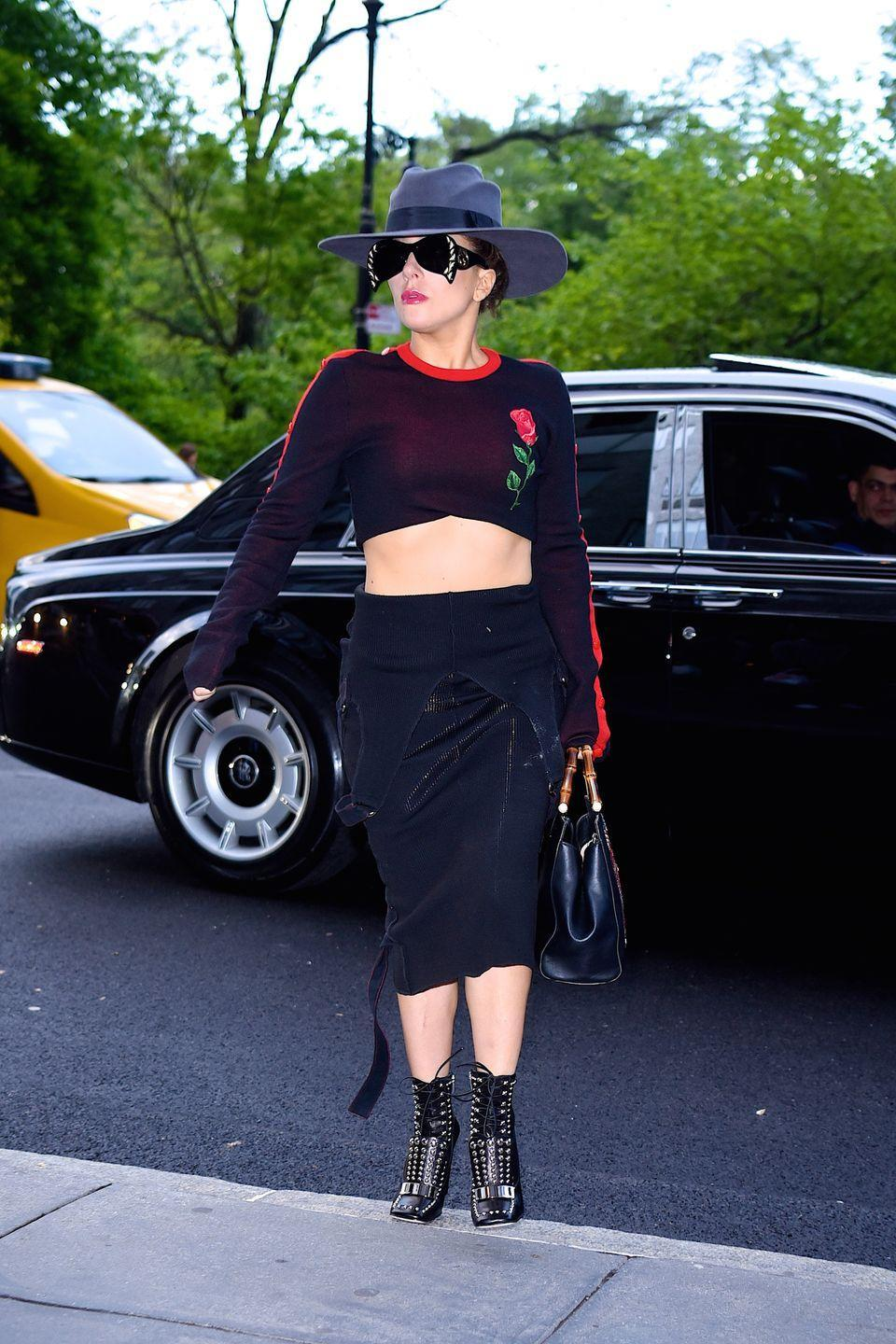 <p>In New York, May 2017.</p>