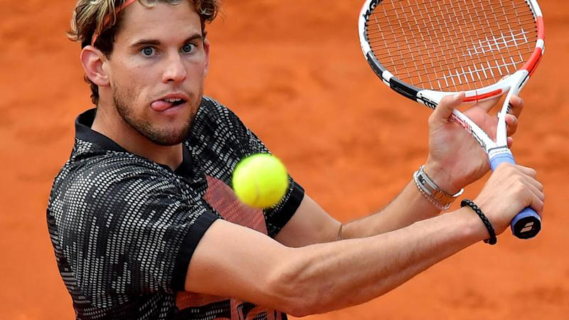 Thiem steams past Cilic at French Open