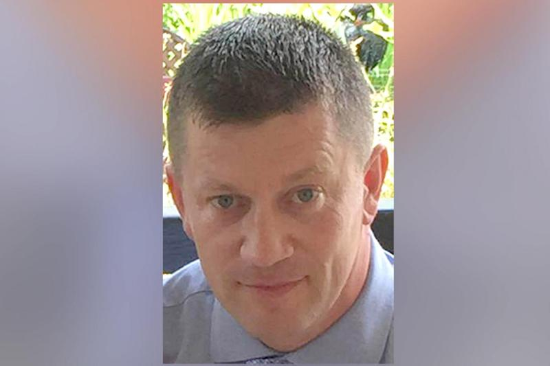 Hero: PC Keith Palmer (Metropolitan Police)