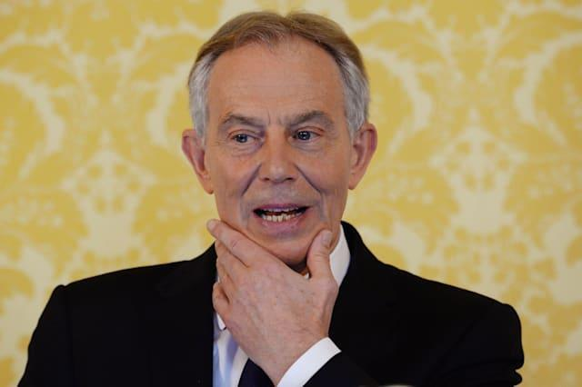 Blair possible return to frontline politics